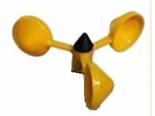 Крыльчатка анемометра
